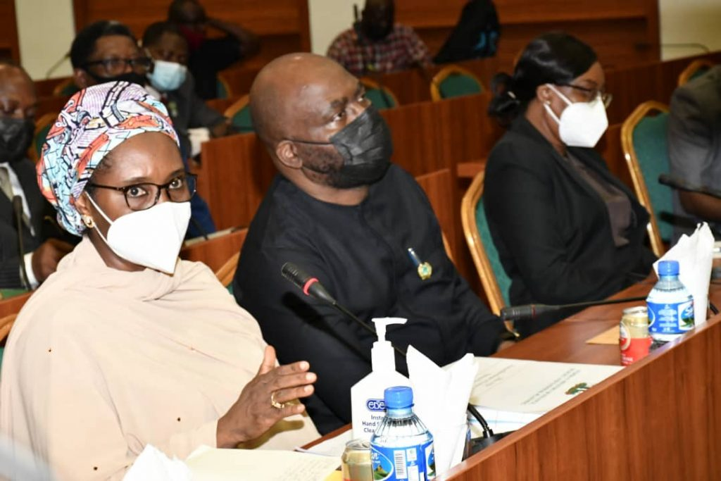 PHOTO: Finance Minister, ICPC Boss, AGF Appear Before Reps' Committee on Recovered Loots